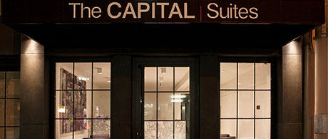 About The CAPITAL Hotel